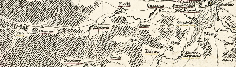 Historia Blachowni i okolic